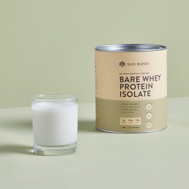 Bare Whey milk