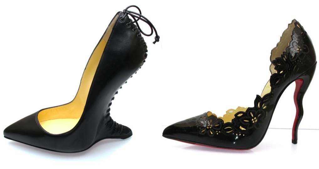 Christian Louboutin: The man with the