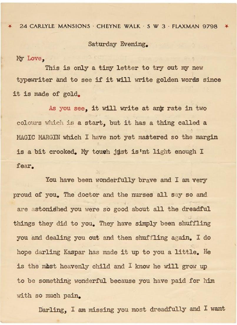 Love letter missing Love Letter