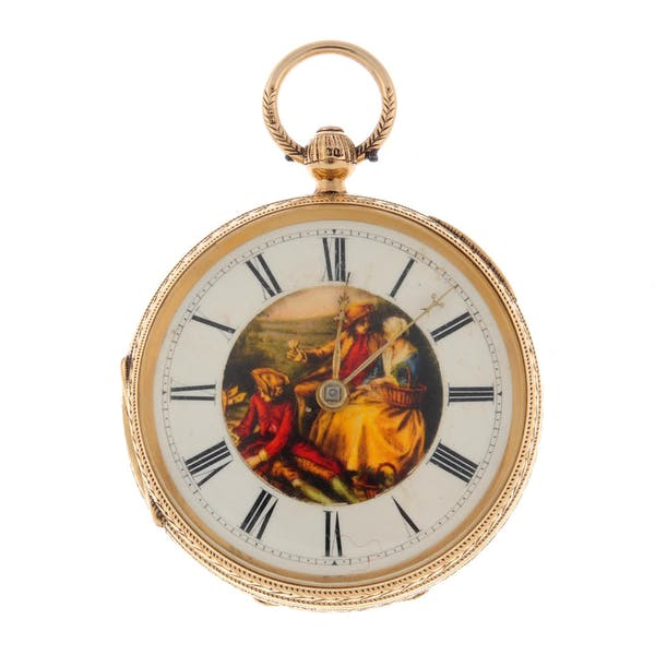 What You Need to Know about Buying a Pocket Watch