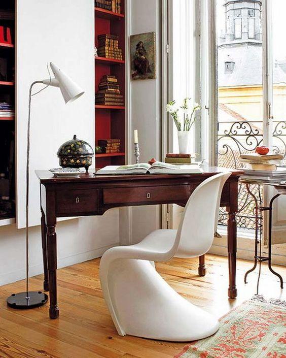 9 sätt att blanda gamla föremål med modern inredning