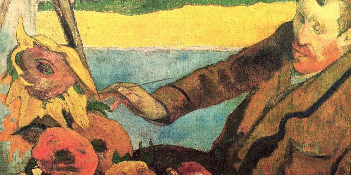 Les Empreintes Digitales De Vincent Van Gogh Decouvertes Sur Une Peinture Aux Tournesols Magazine Barnebys