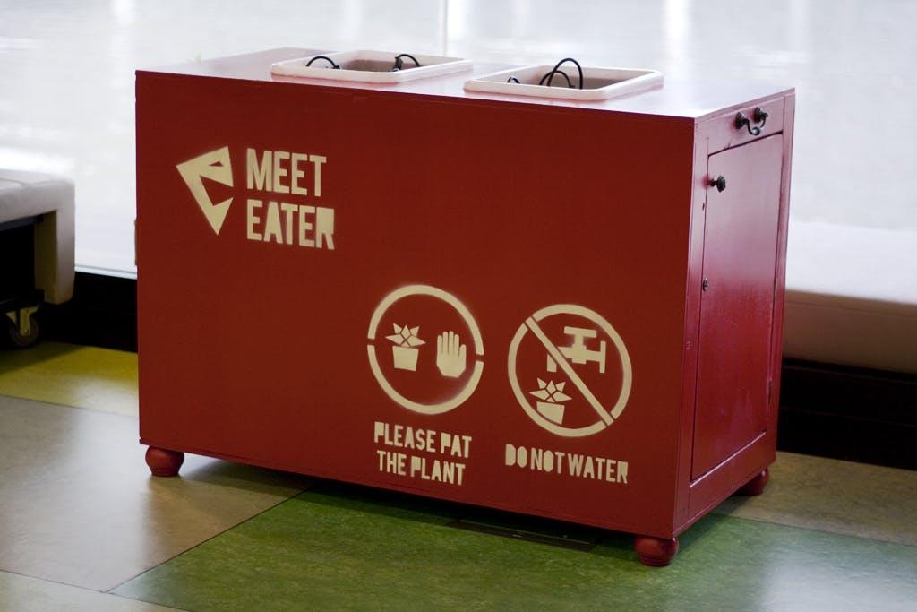 Meet Eater Installation
