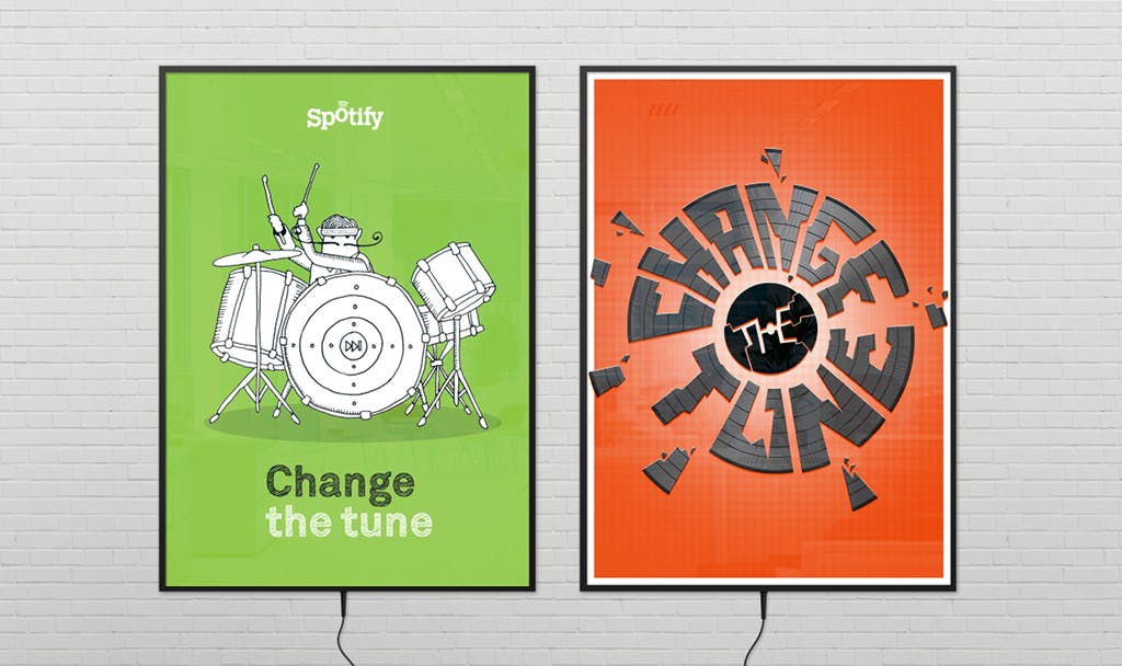 Change the Tune Posters