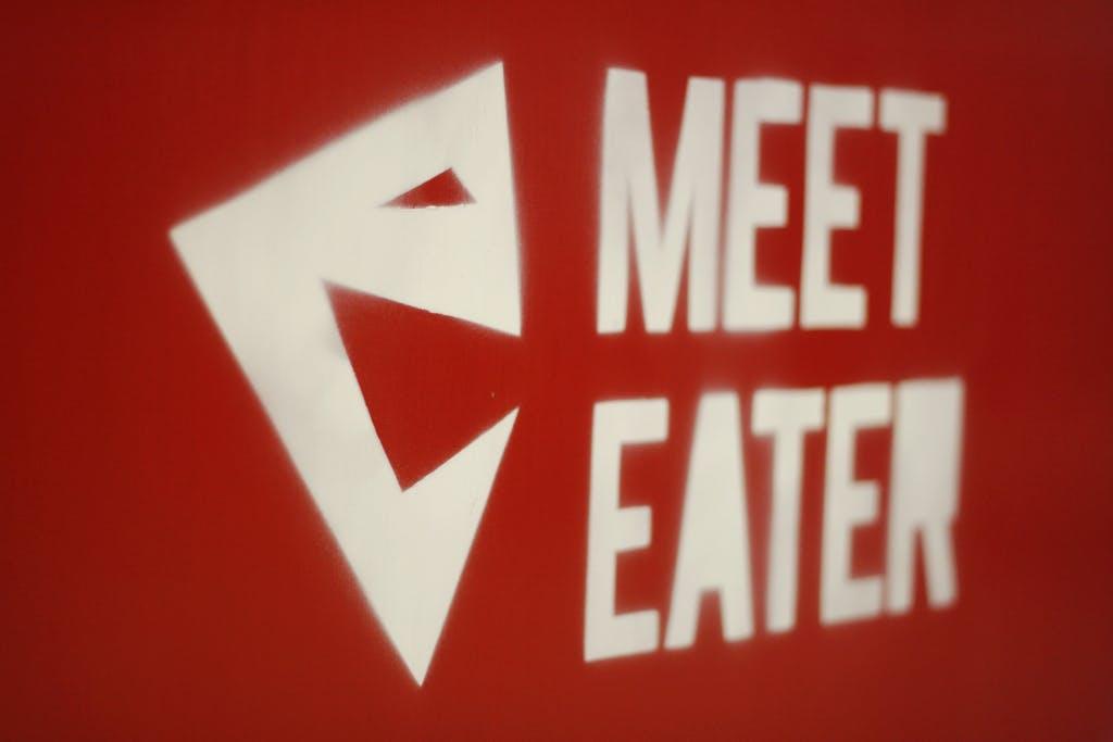 Meet Eater Logo