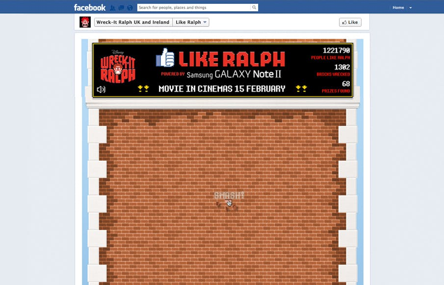 Wreck-It Ralph Game