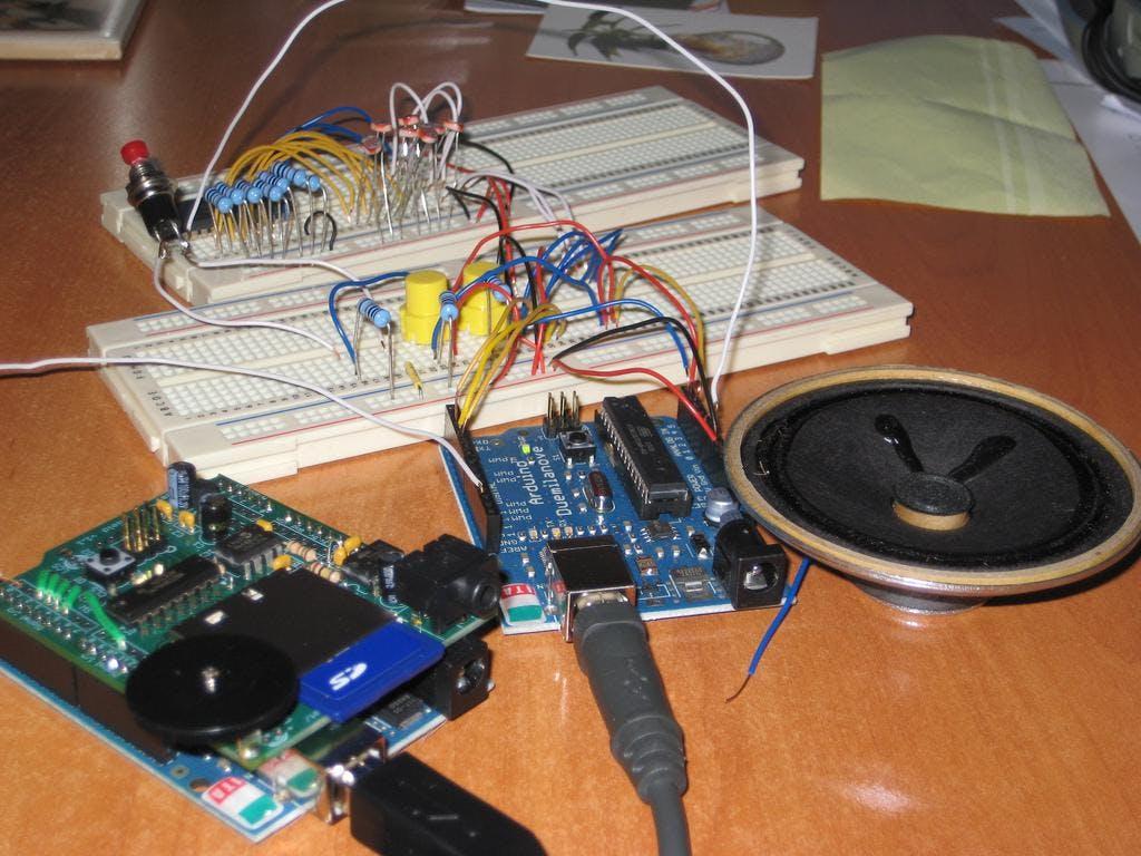 Ludic Lift Electronics
