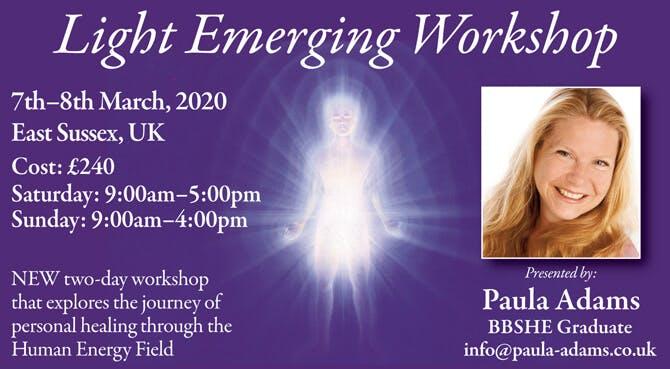 Light Emerging Workshop in East Sussex, United Kingdom