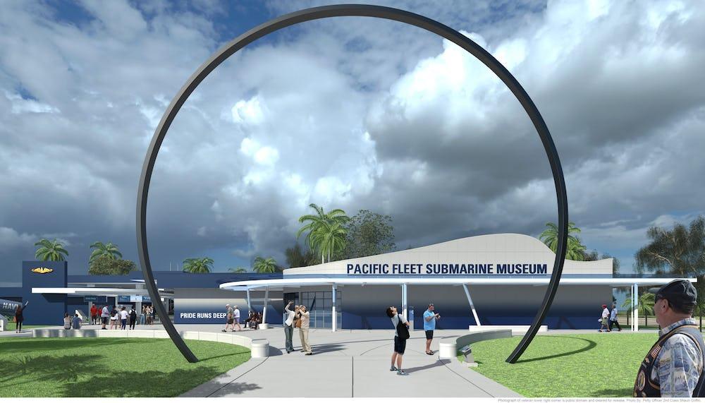 Pacific Fleet Submarine Museum