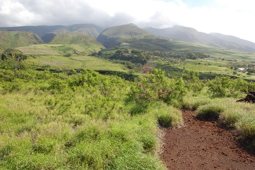 Future site of the Villages of Leiali'i