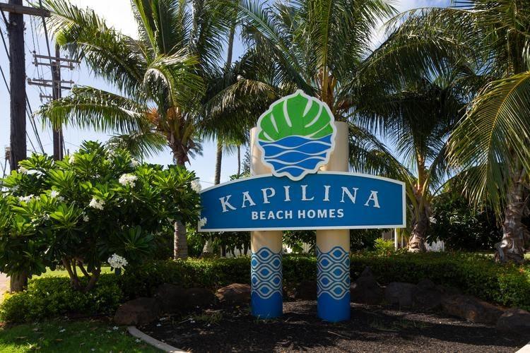 Kapilina Signage