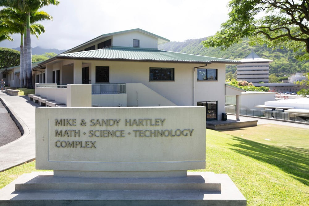 MIke & Sandy Hartley Math, Science & Technology Complex