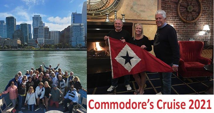 Commodore's Cruise 2021