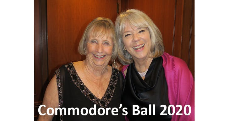 Commodore's Ball 1