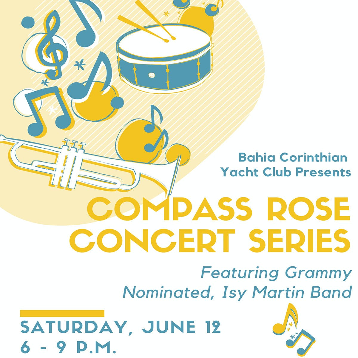 Compass Rose Concert Series June 12