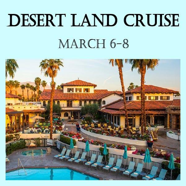 Desert Land Cruise