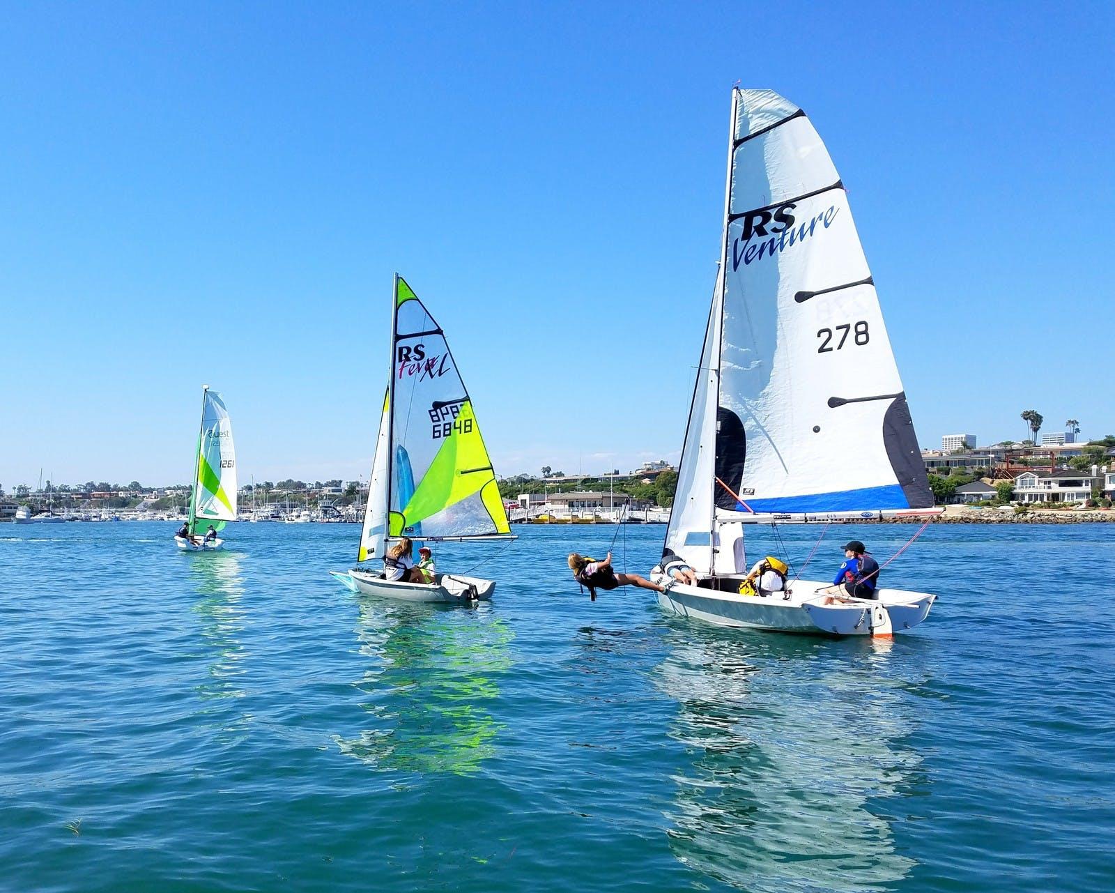 Fall Sailing Program