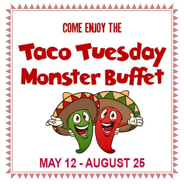 Taco Tuesday Monster Buffet