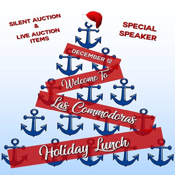 Las Commodoras Holiday Luncheon