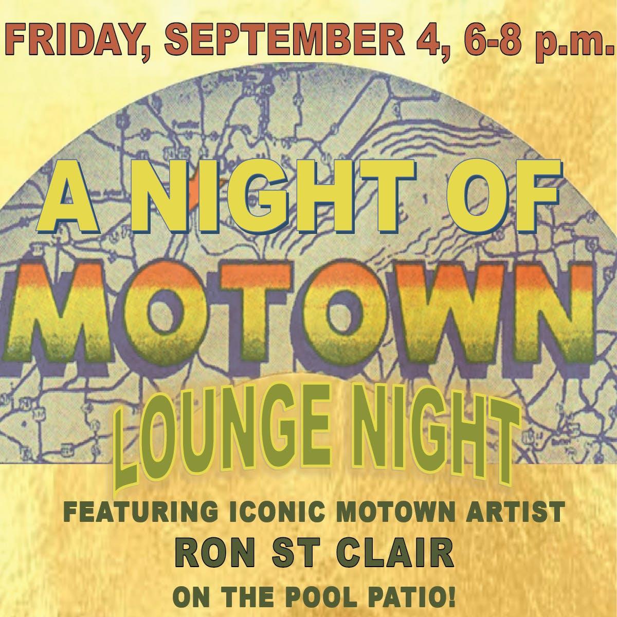 Motown Lounge Night