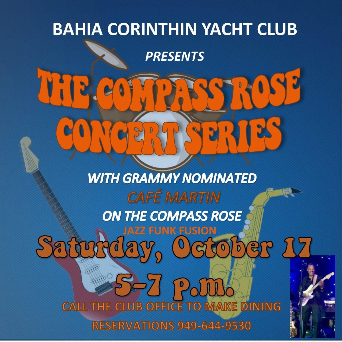 Compass Rose Concert Series
