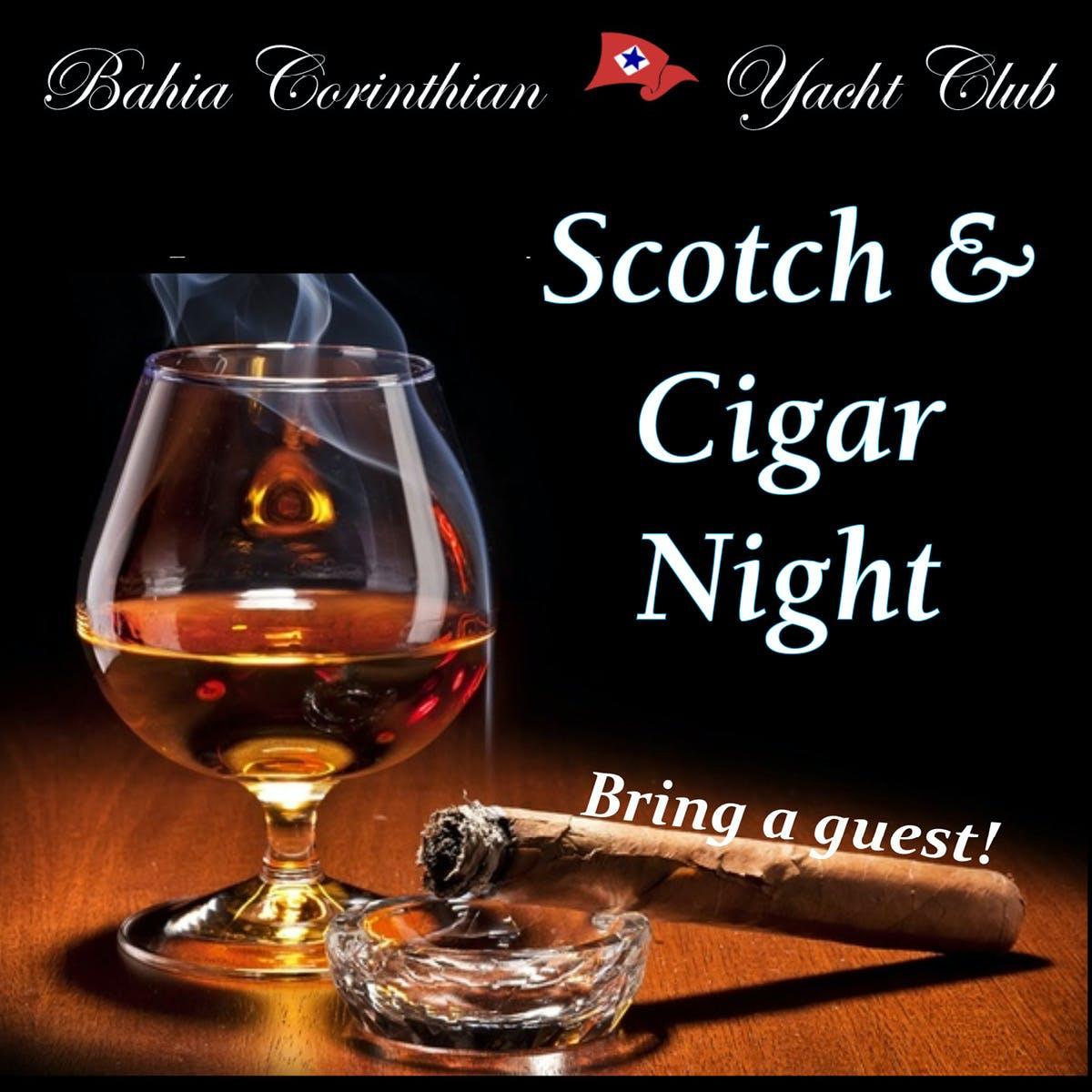 Scotch & Cigar Night