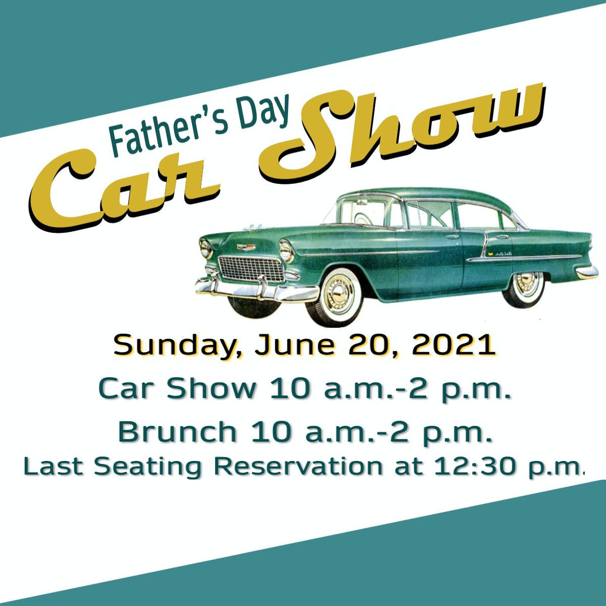 Father's Day Car Show and Brunch