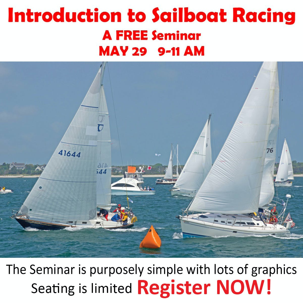 Introduction to Sailboat Racing