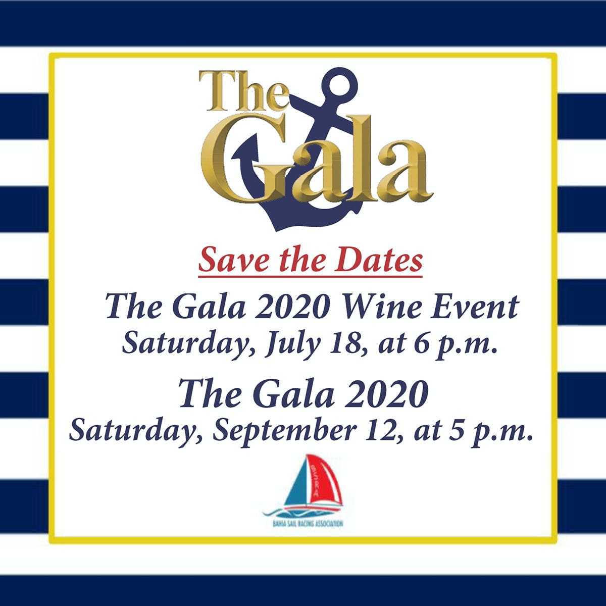 The Gala Wine Event