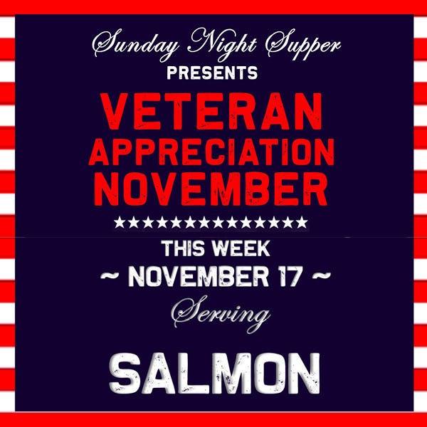 Sunday Supper November 17
