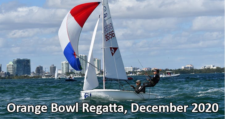 Orange Bowl Regatta, Dec. 2020