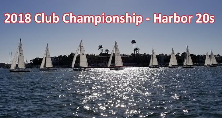 2018 Club Championship - Harbor 20s