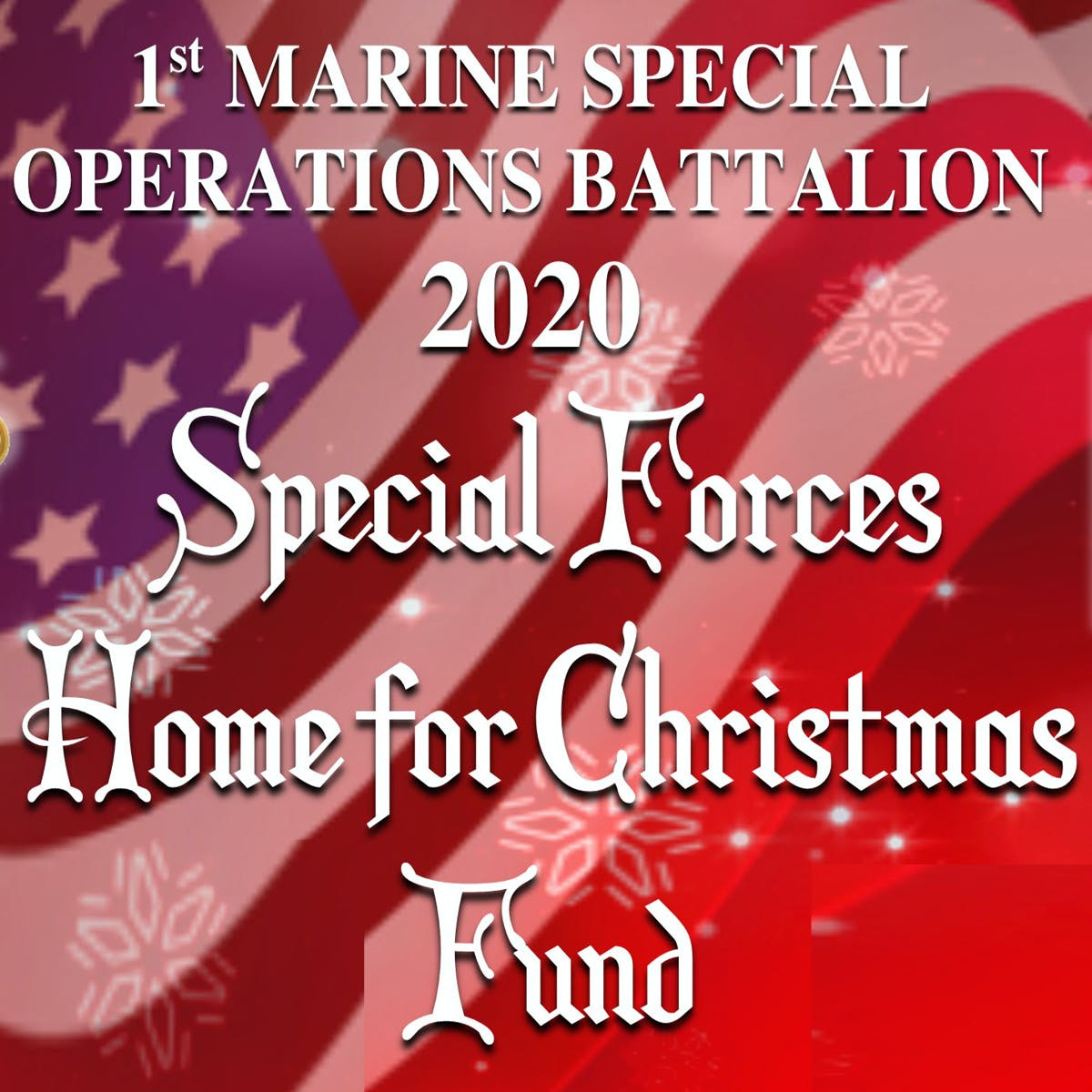 Special Forces Home for Christmas Fund
