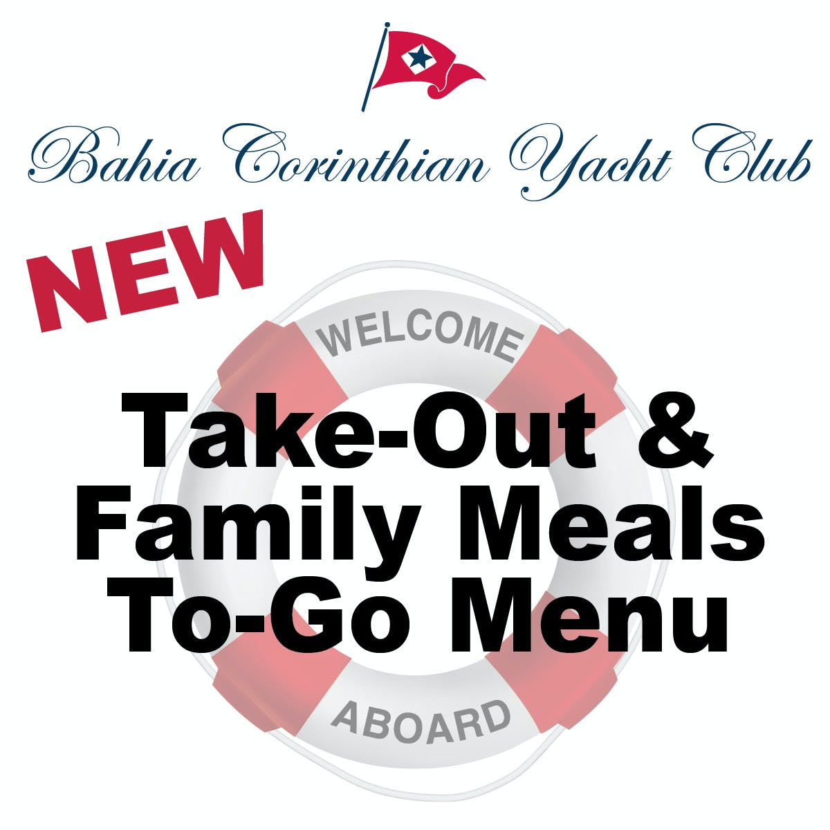 Take-Out and Family Meals