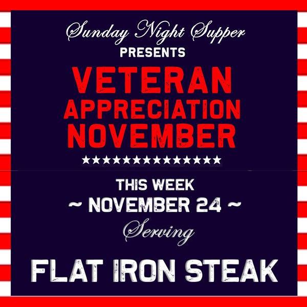 Sunday Supper November 24