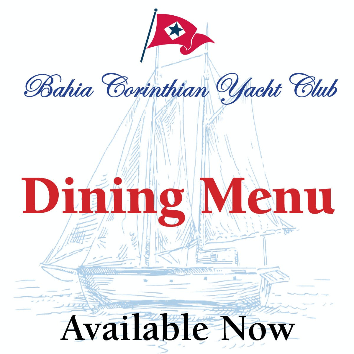Member Dining Menu