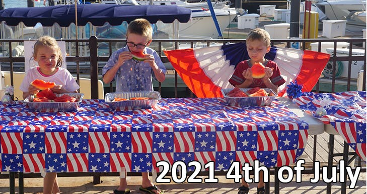 2021 4th of July