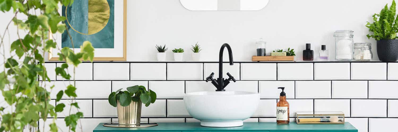 Comment décorer votre salle de bains avec des plantes