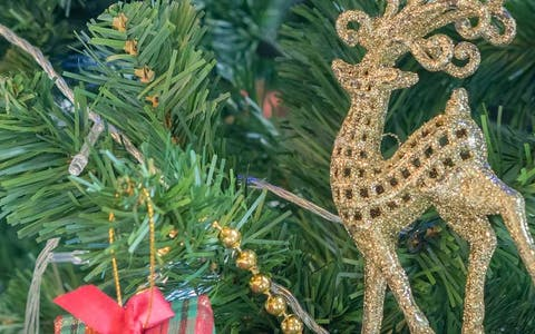 Lo que no puede faltar en estas fechas: un pino navideño