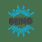 BEING Studio logo.