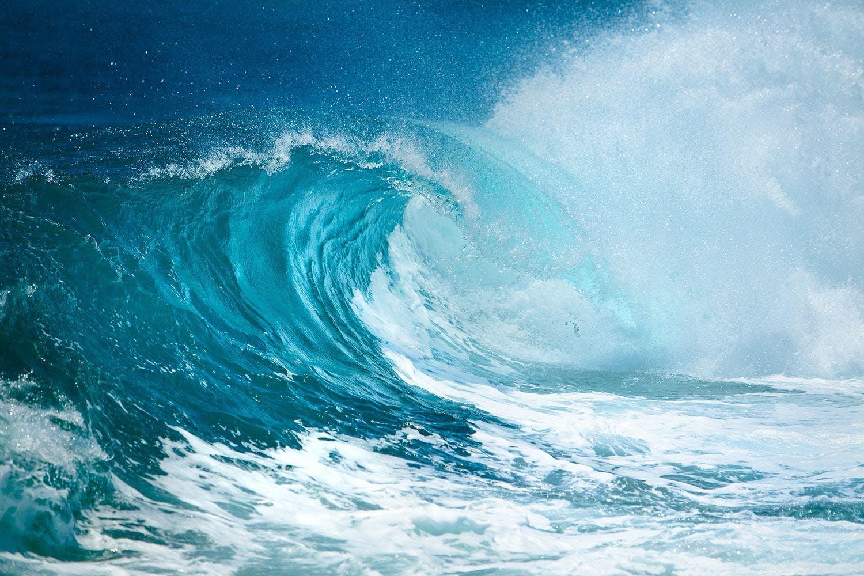 Motiv Die perfekte Welle