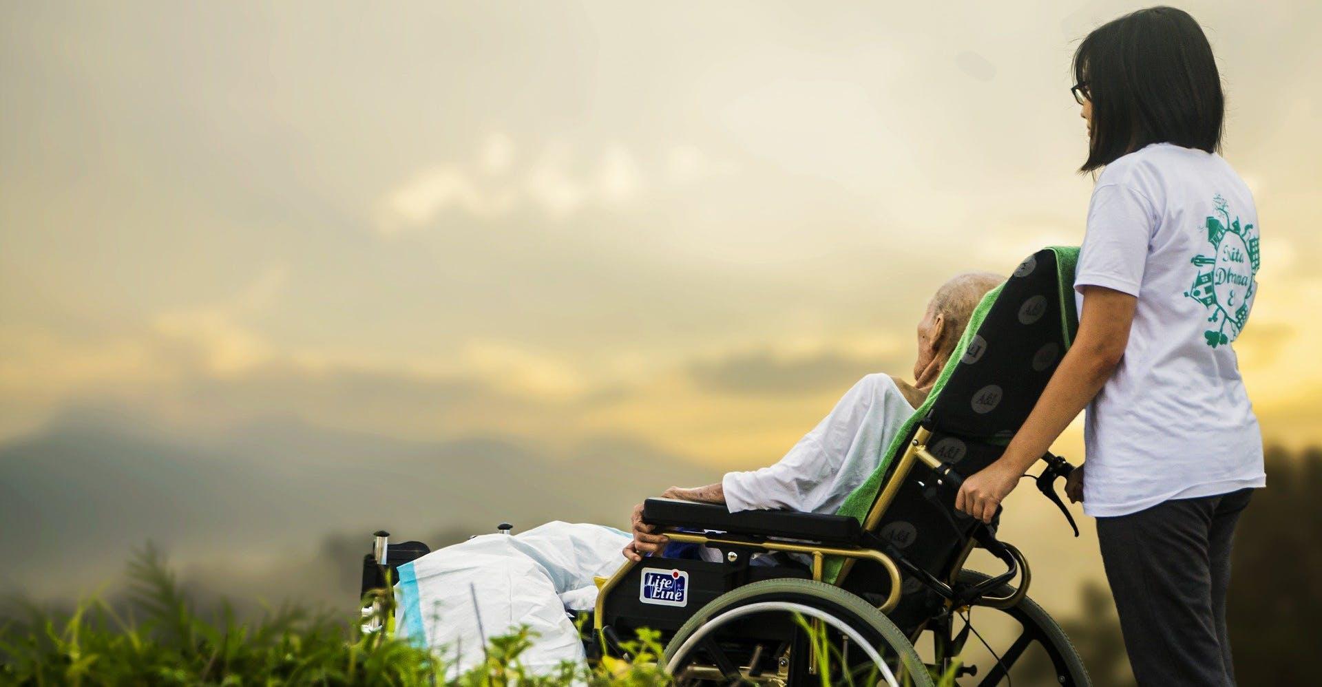 Bénévolat handicap