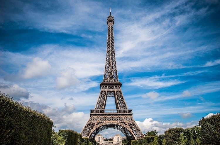 une illustration de la ville de Paris
