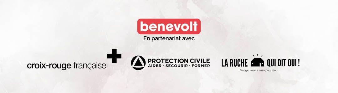 benevolt croix rouge française protection civile ruche qui dit oui
