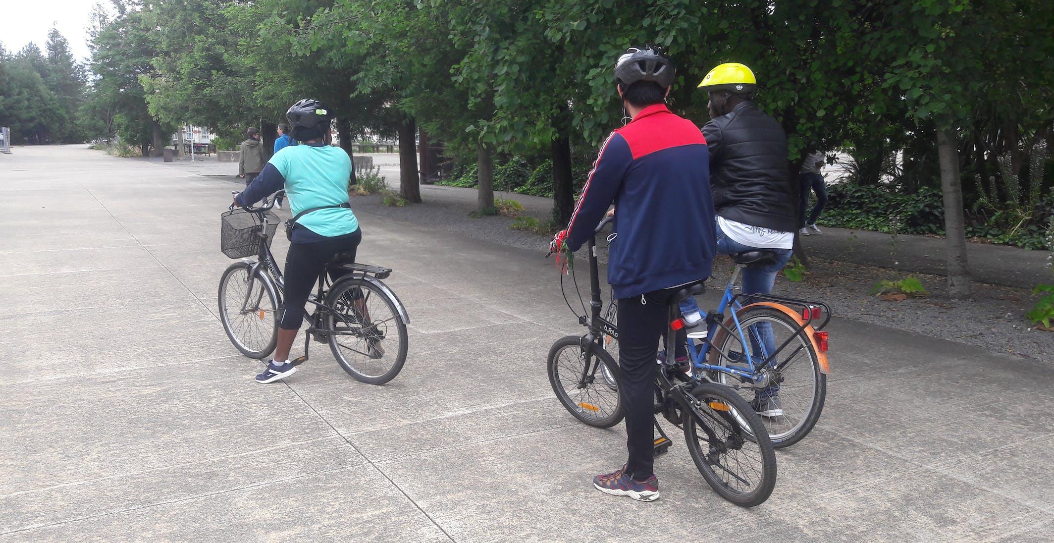 apprendre le vélo avec dynamixt nantes