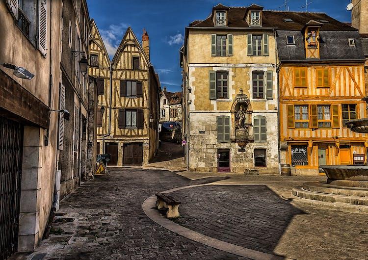 une illustration de la ville de Nantes