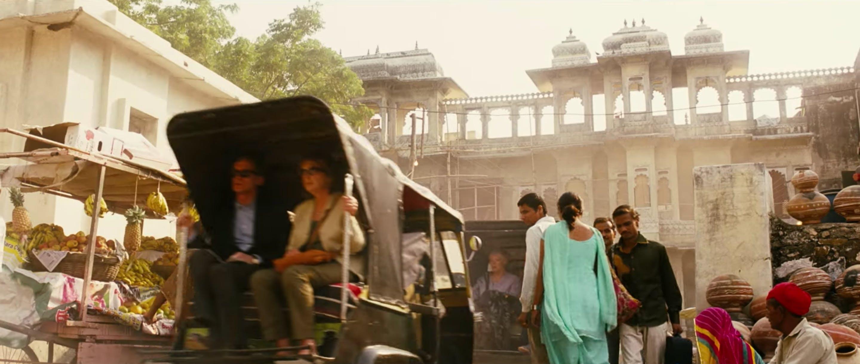 indian palace, vivre une retraite à l'étranger