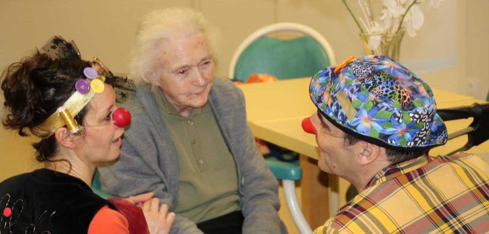 soutien aux seniors isolés