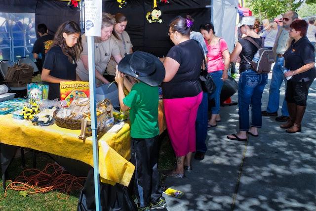 California Honey Harvest Festival