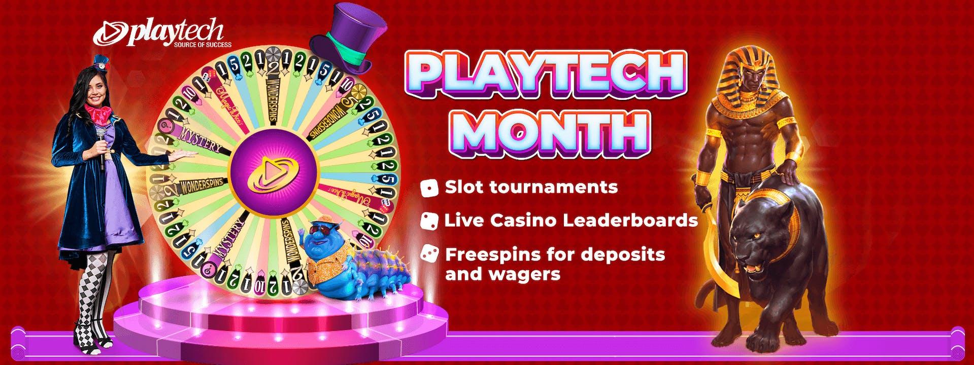 Playtech Month